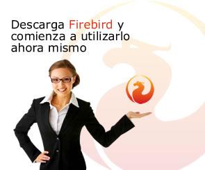 Descarga Firebird pulsando en este enlace